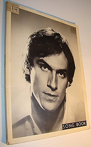 JT (James Taylor) Song Book (Songbook): Sheet Music for Piano and Voice with Guitar Chords (James Taylor Guitar Chords)