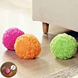 mini automatic vacuum cleaner - Leegor Creative Automatic Rolling Ball Electric Cleaner Mocoro Mini Sweeping Robot Cute Novelty Automatic Vacuum Cleaner