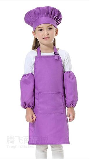 Púrpura) Talla única - Traje - Uniforme - Chef - Chef ...