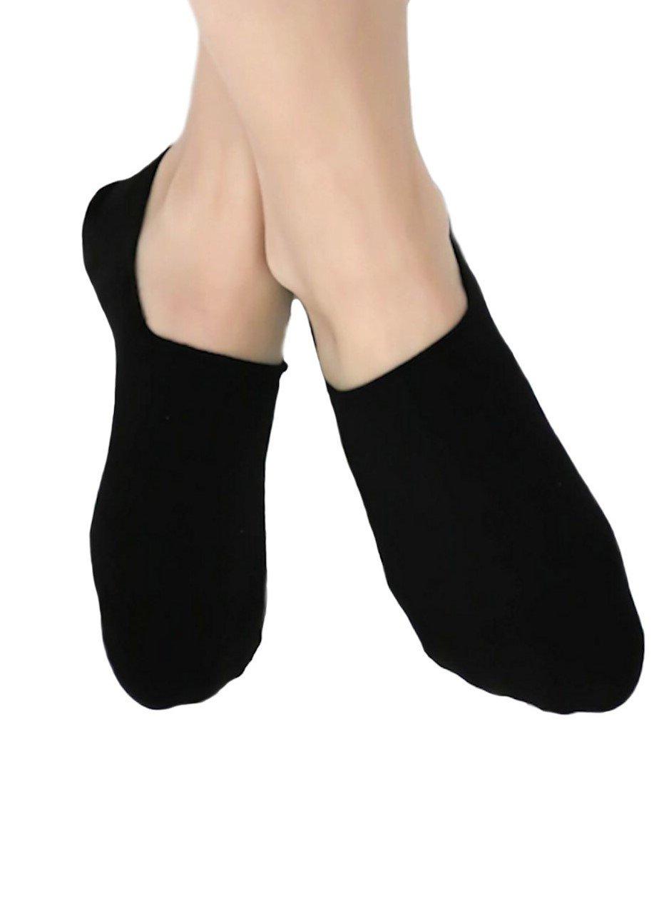 Damen Herren Füßlinge Invisible 96% Bio-Baumwolle 1-3-6-8-12 Paar ...