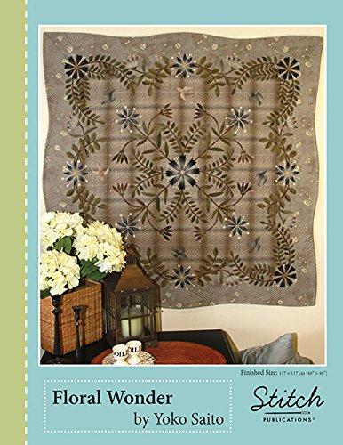 - Floral Wonder Quilt Pattern