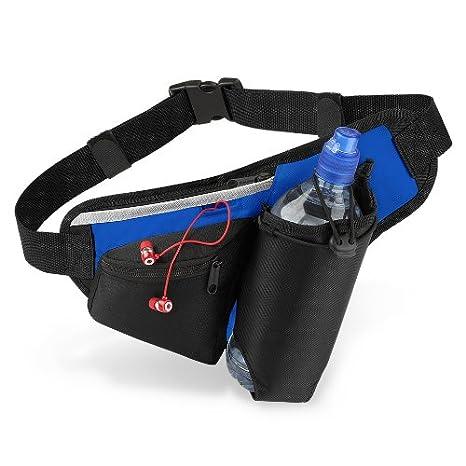 Running/Ciclismo/Deporte botella de agua soporte para smartphone ...