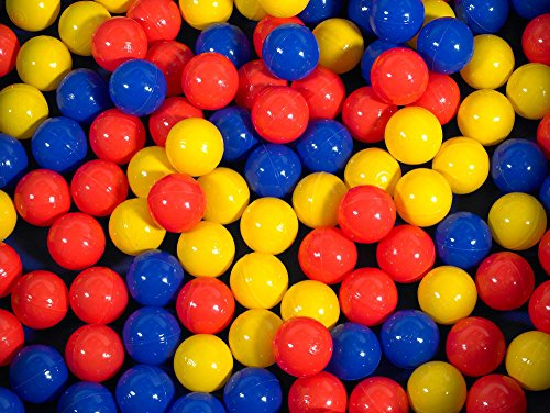 Set of 175 Ball Pit Balls by Children's Factory