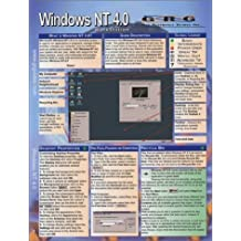 Windows NT 4.0 Workstation: Quick Reference Guide by Sellers, Drew (2001) Pamphlet