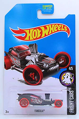 Hot Wheels Mattel 2017 Treasure Hunt Fright Cars - Fangula