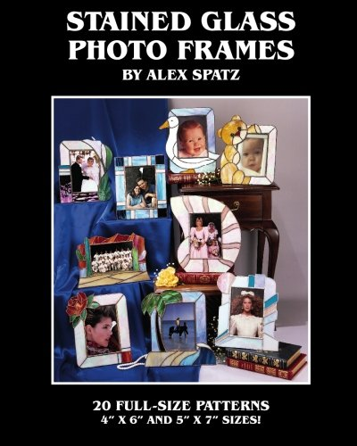Stained Glass Photo Frames (Volume 2)
