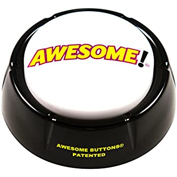 Awesome button - The Ultimate Desk Toy