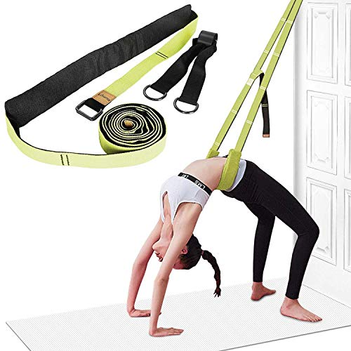 Yoga Fitness Stretching Strap Cheerleading product image