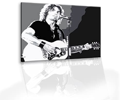 Vendita quadro david gilmour guitarist alys melcon pitturiamo