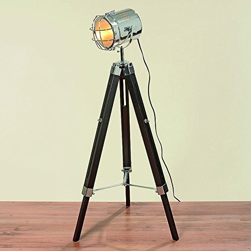 Lampe auf Stativ Stehlampe Stehleuchte Studiolampe Studioleuchte
