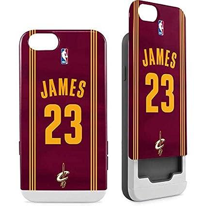 new product 2ead4 b9a5c Amazon.com: Cleveland Cavaliers iPhone 6/6s Case - LeBron James #23 ...