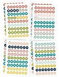 Carpe Diem 4967 Posh Calendar Stickers