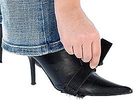 PEARL 1 Paar Schuh Spikes Easy Fix Perfect Grip in Einheitsgröße