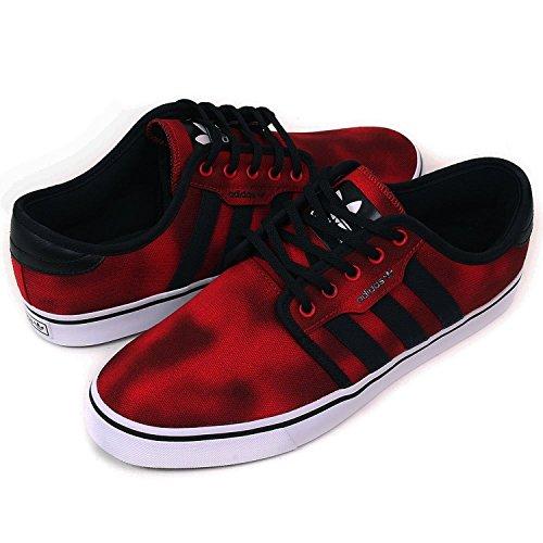 adidas Originals - Zapatillas de Lona para hombre rojo rojo 46