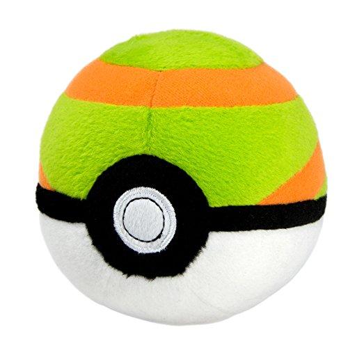 Pokemon T19359 Nest Ball Plush Toy -