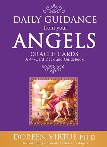 2006 Oracle - Daily Guidance From Your Angels: 365 Angelic Messages...: Oracle Cards by Cards&Bklt (2006)