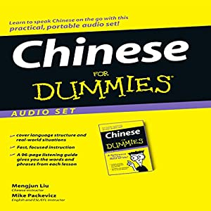 Chinese for Dummies Audiobook