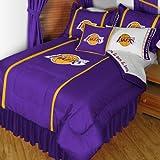 NBA Los Angeles Lakers Queen Sidelines Comforter Set