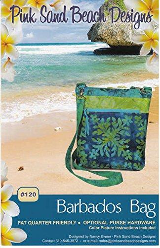 Zipper Bag Pattern (Barbados Bag Pattern)