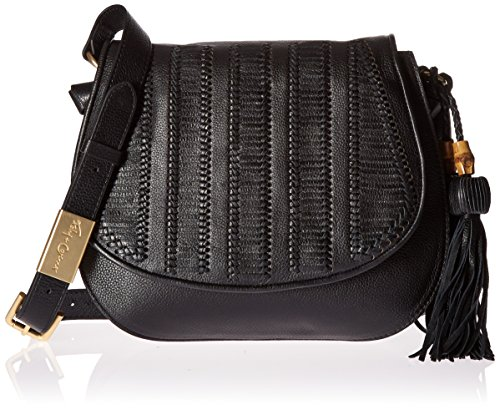 Foley Saddle Corinna Bag Black Charlotte CCxwSqH4