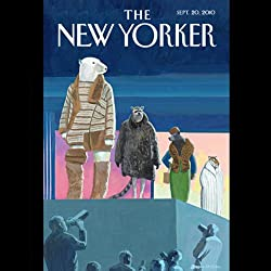 The New Yorker, September 20th 2010 (Jose Antonio Vargas, John Seabrook, Lawrence Wright)