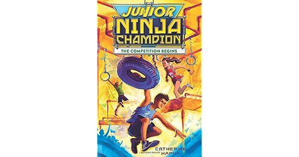 Amazon.com: Junior Ninja Champion: The Competition Begins ...