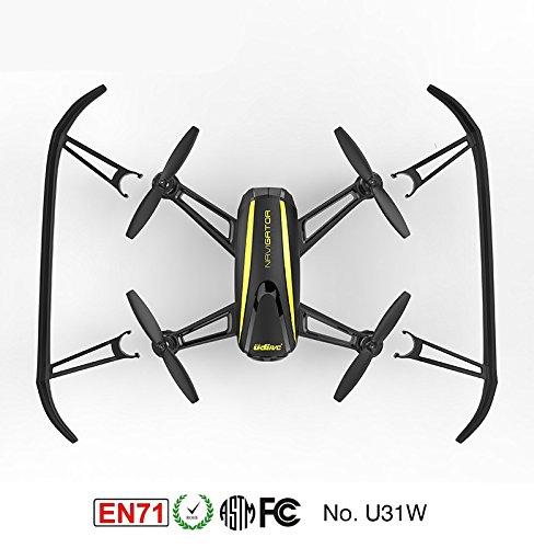 Faironly U31W Navigator FPV dron f ̈1r Anf?nger con 2MP HD WI-FI ...