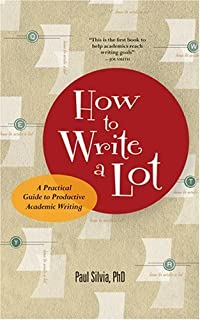 how to write a lot silvia