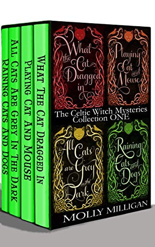 The Celtic Witch Mysteries Collection One