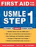 First Aid for the USMLE Step 1, Vikas Bhushan and Tao T. Le, 0071475311