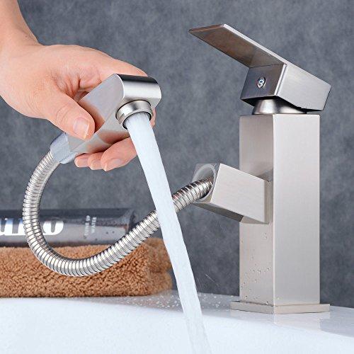 Wasserhähne Bad beelee messing bad wasserhahn kompakter einhebelmischer in