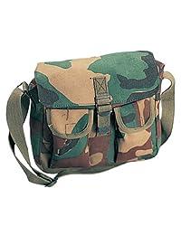 Rothco Canvas Ammo Shoulder Bag