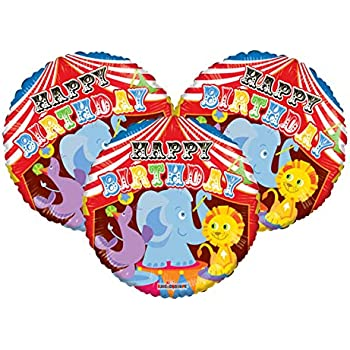 """Over The Hill Old Age Ahead 18/"""" Balloon Birthday Party Decorations"""