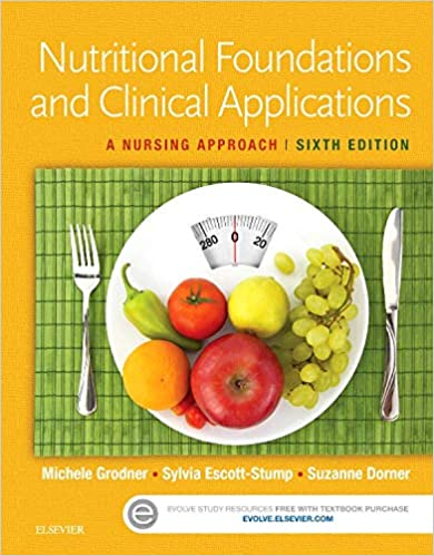 Nutritional Foundations and Clinical Applications: A Nursing