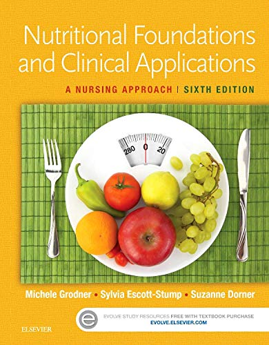 Nutritional Foundations And Clinical Applications 6Ed (Pb 2016)
