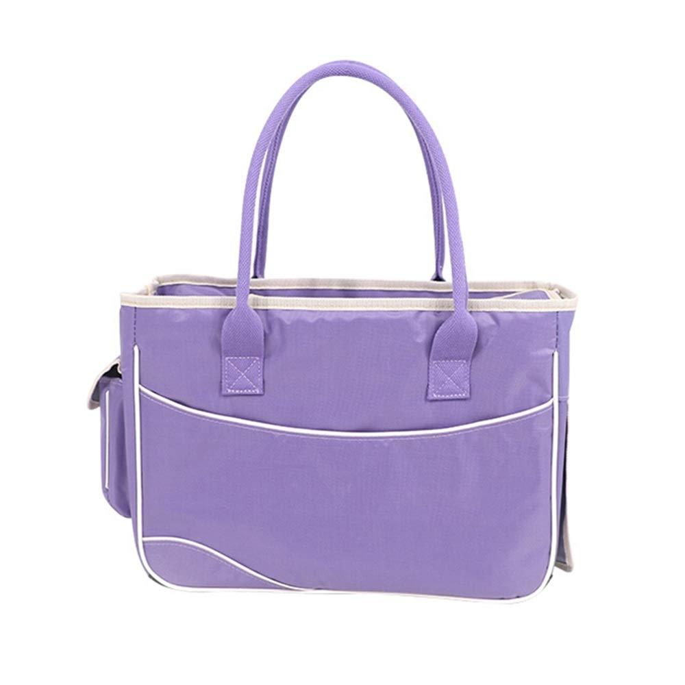 C 40CMX17CMX19CMByx Pet Bag  Cat Travel Bag Cat Bag Dog Outing Bag Fashion Personality Carrying Bag Breathable Shoulder Bag Pet Backpack (color   D, Size   40CMX17CMX19CM)