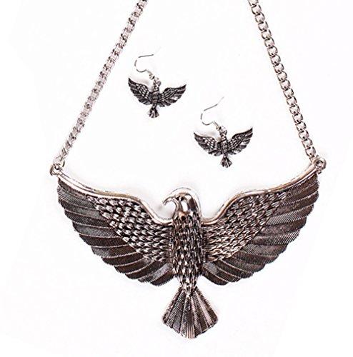 Eagle Choker Necklace - 4