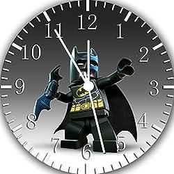 Borderless Batman Frameless Wall Clock Y29 Nice for Decor Or Gifts
