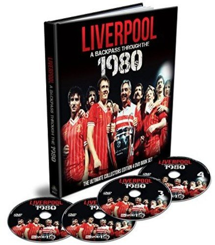 DVD : Liverpool: Back Pass Through 80's (With Book, United Kingdom - Import, 4PC)