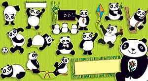 Panda-mania Bulletin Board