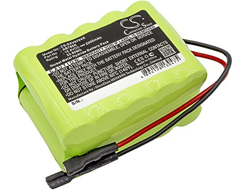 Cameron Sino Battery Ni-MH 16.80V 2000mAh / 33.60Wh Compitale With Euro-Pro XB780N, Fits Euro-Pro Shark SV780N