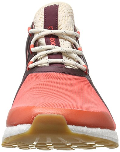 adidas Pureboost Xpose Clima, Zapatos Correr Mujer Naranja (Arancione Corsen/Lino/Granat)