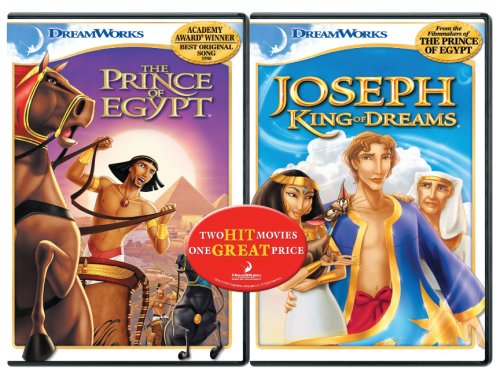 The Prince of Egypt / Joseph - King of Dreams