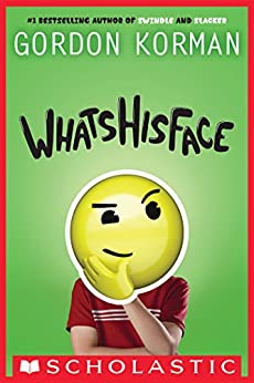 Whatshisface by [Korman, Gordon]