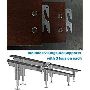 Amazon Com Replacement 82 Quot Hook On Wooden Bed Rails For