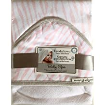 Baby Spa by Blankets & Beyond Hooded Super Absorbent Baby Towel