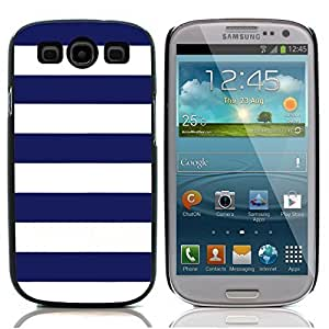 Hu Xiao Color Stripes Pattern Design case cover for Samsung Galaxy t5ILP7HrcFy S3 S III