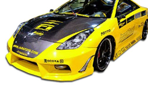 Duraflex Replacement for 2000-2005 Toyota Celica Bomber Body Kit - 4 Piece