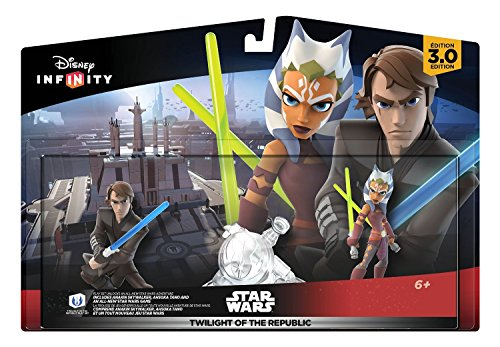 Disney Infinity 3.0 Edition: Star Wars Twilight of the Republic Play (Anakin Set)