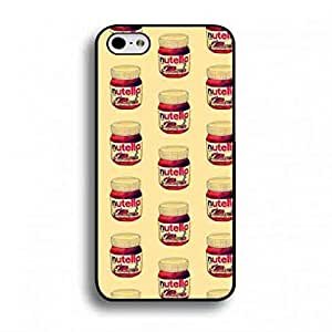 Sweet Nutella Logo iPhone 6(S)4.7Inch Fundas,for iPhone 6(S)4.7Inch,the Chocolate Spread Nutella Fundas
